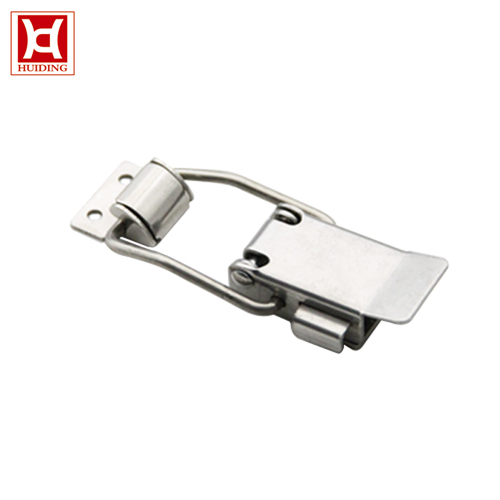 Stainless Steel Toggle Latch  Auto-Locking Latch