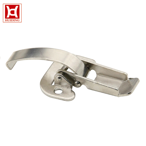 Industrial Stainless Steel Hasp Spring Steel Toggle Latch