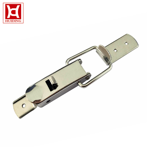 Safety Toggle Latch With Secondary Catch/ Bucket Latch Self-Locking Style