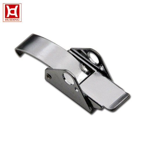 Flexible & Damping Latch/Mechanical Box Latch Without Catch Lock