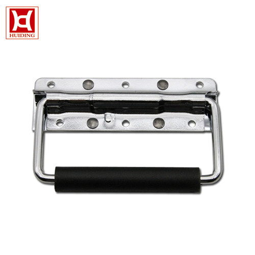 High Quality Cabinet Springloaded Handle Metal Toolbox Handle