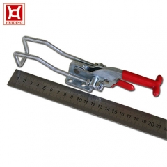Heavy Duty Toggle Clamp And Self Locking Hasp Fastener