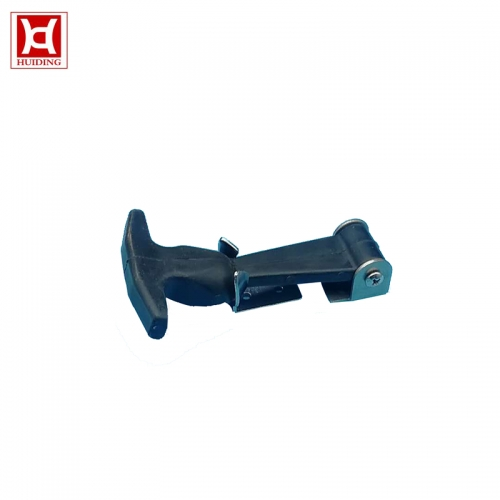 Stainless steel rubber draw latch