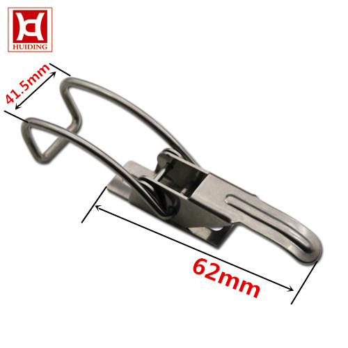 Stainless Steel Polished Machinery Catch Toggles