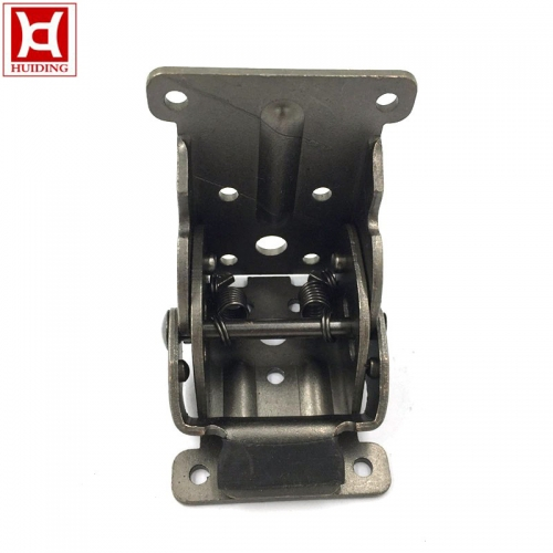 180 Degrees Self-Locking Folding Hinges for Extension Table Bed Feet