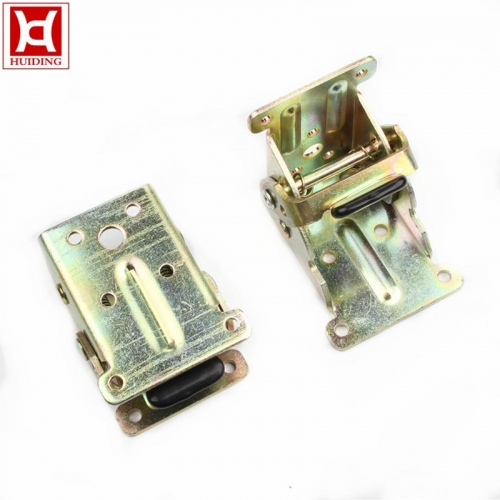 Metal Foldable Drop Leaf Support Self-Lock Extension Table Bracket Hinge for Folding Table